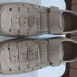 Туфли мужские летние полуботинки, в Самаре
