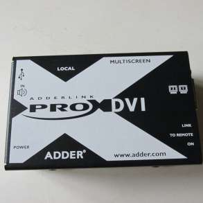 KVM удлинитель x-dvipro-ms2-us adderlink, в Омске