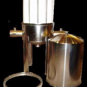 Промышленный фильтр очистки воды, смесей, молока, масел, в Москве
