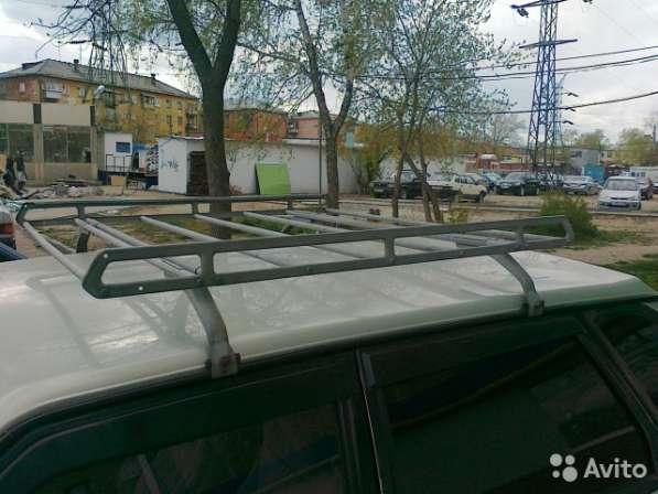 Багажник СССР с корзиной на крышу автомобиля ВАЗ