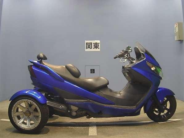 Трайк Kawasaki Epsilon 250-2 Trike