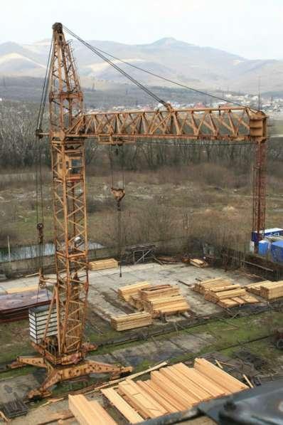Производственная база в Новороссийске