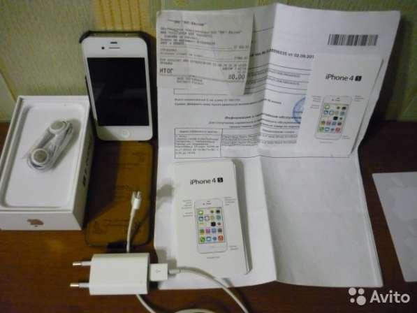 IPhon 4s новый