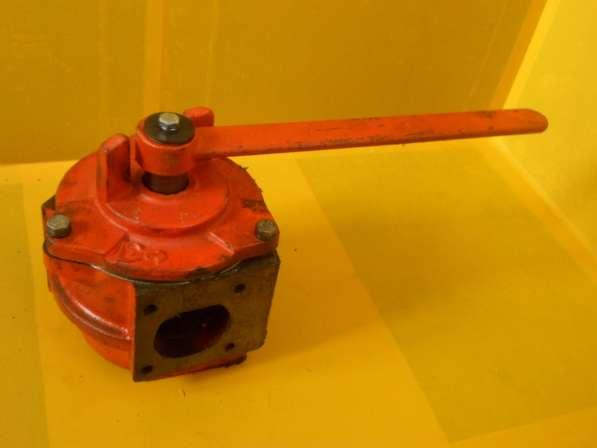 Кран 4х ходовой (для ассенизатора) 980А-01.09.000Z