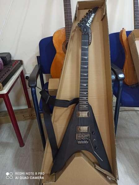 KRAMER Гитара из США