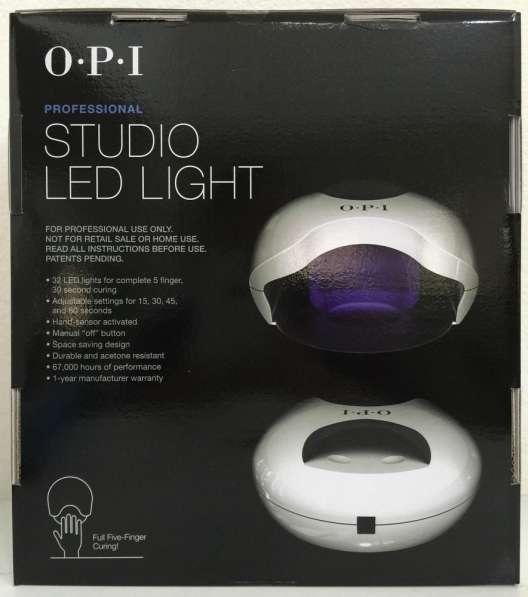 O. P. I. Лед лампа профессиональная в Москве фото 3