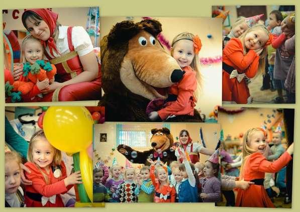 Детские праздники в Гомеле