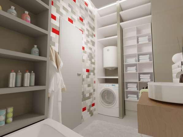 Дизайн- проект в обмен на вашу услугу/товар в Москве фото 14