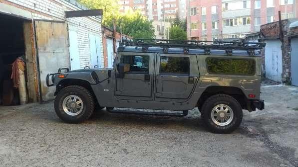 Hummer, H1, продажа в Чебоксарах в Чебоксарах фото 3