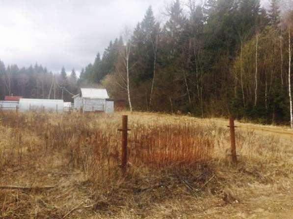 Продается земельный участок 7 соток в СНТ «Дружба» (вблизи дер. Аникино) Можайский р-он, 86 км от МКАД по Минскому шоссе.