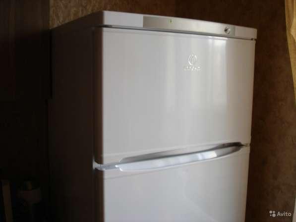 Холодильник Indesit 170cм в Санкт-Петербурге фото 4