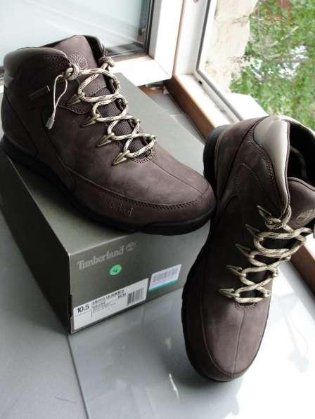 Ботинки Timberland (оригинал). Размер 44,5 в Краснодаре фото 7