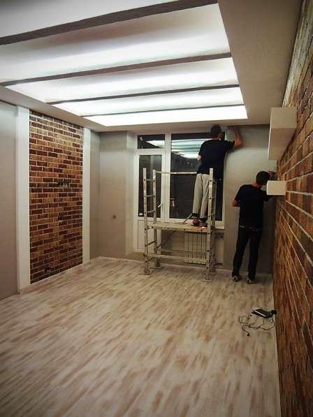 Ремонт квартир, домов и коттеджей с гарантией в Симферополе фото 4