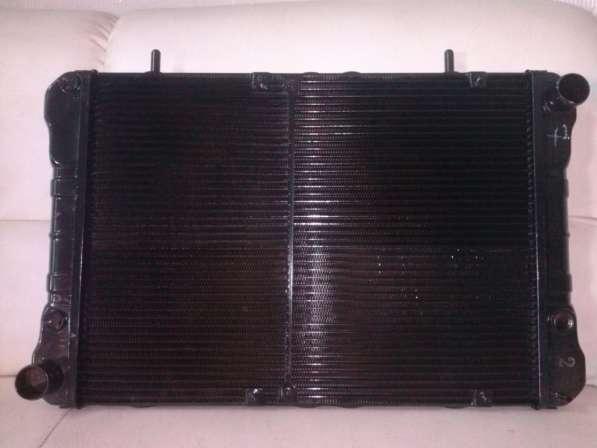 Радиатор охлаждения ГАЗ-2217,2752,33021 медный 2-х рядный