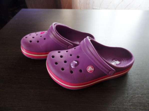 Crocs размер 34.5 по стопе 22см