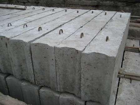 Фундаментные блоки ФБС 24-3(4,5)-6т