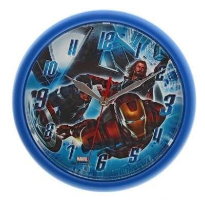 Мстители 780507 Часы настенные детские