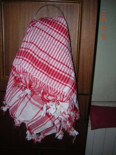Клетчатый платок