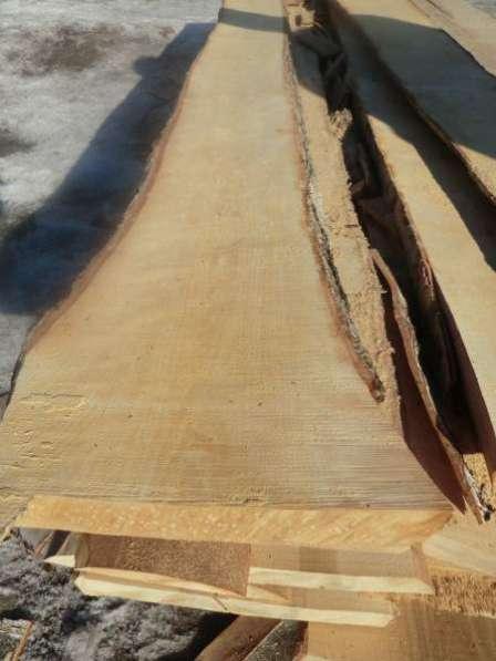 Доска дуб - не обрезная 32-52мм тех сушки 6-8% и естеств