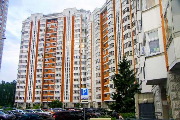 Двухкомнатная квартира в Красногорске