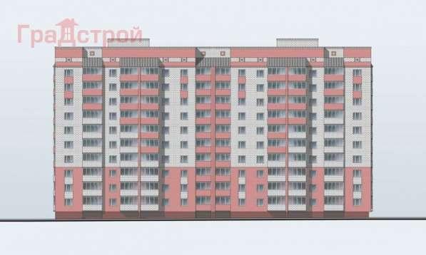 Продам двухкомнатную квартиру в Вологда.Жилая площадь 60,79 кв.м.Этаж 4.Дом кирпичный. в Вологде фото 3