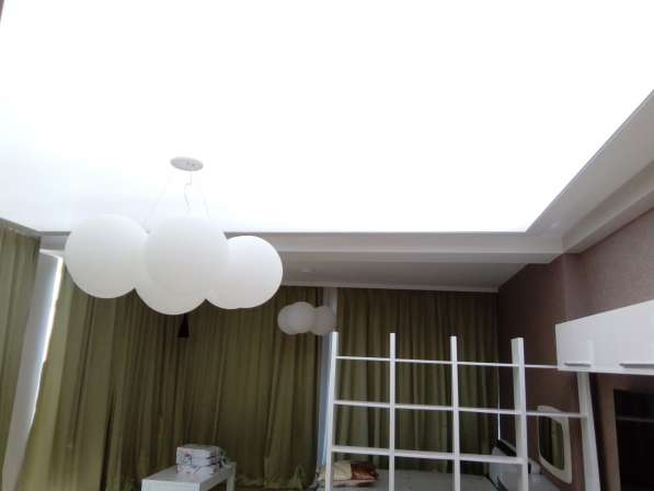 Натяжные потолки LuxeDesign производство и установка в Симферополе фото 10