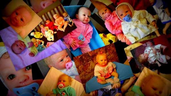 Куклы реборн (куклы дети)