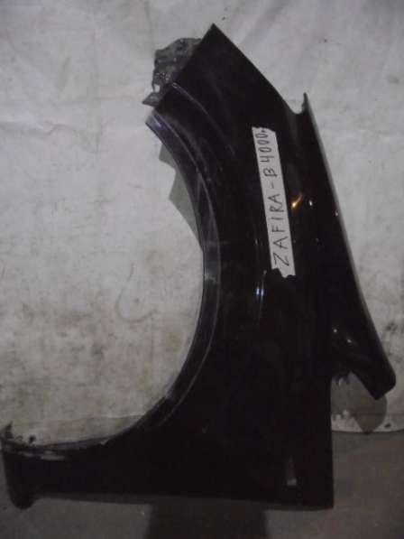 левое крыло Зафира Б (ZAFIRA B)