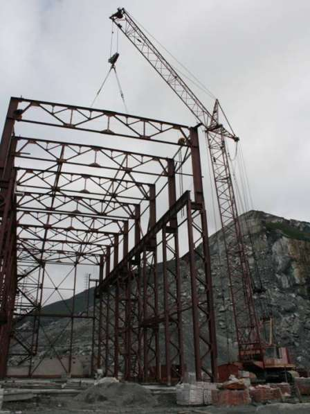 Аренда крана грузоподъемностью 60 тонн в Кандалакше