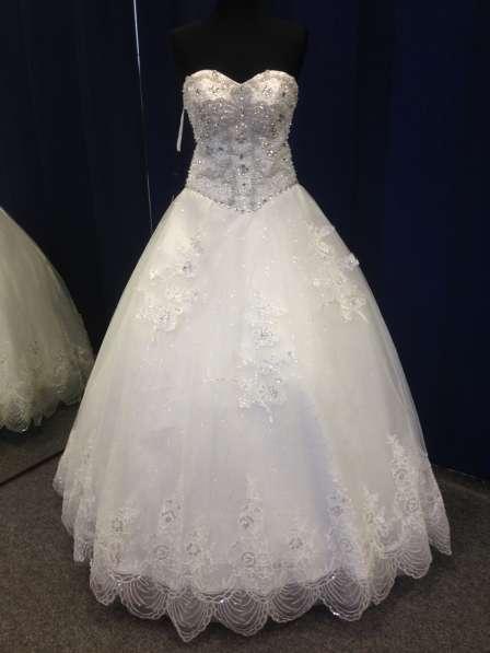 Свадебное платье Amore MIO. Модель Рамина. Оригинал
