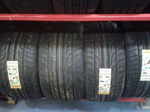 Новый разноширокий комплект R21 Dunlop