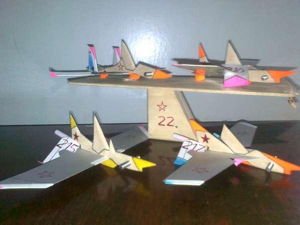 Летающие самолёты с палубы в Чебоксарах