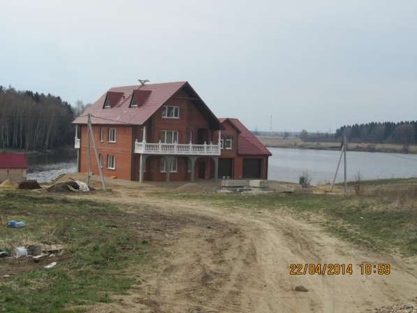 Продам участок на Рузском водохранилище