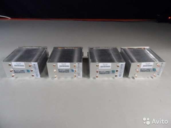 Радиаторы для HP Proliant DL580G7 DL980G7