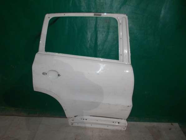 Volkswagen Tiguan Задняя правая дверь Оригинал б/у