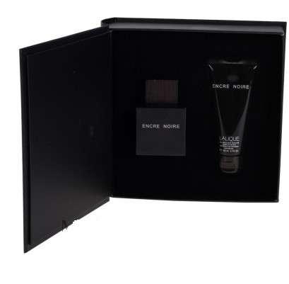 Подарочный набор Lalique Encre Noire Туалетная вода 100 мл