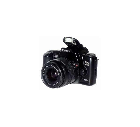 Canon EOS 3000 пленочный с доп. батарейным блоком