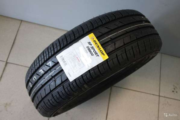 Новые Dunlop 205 60 R16 SP Sport FM 800