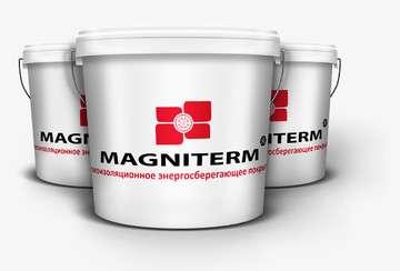 Теплоизоляция жидкая Магнитерм