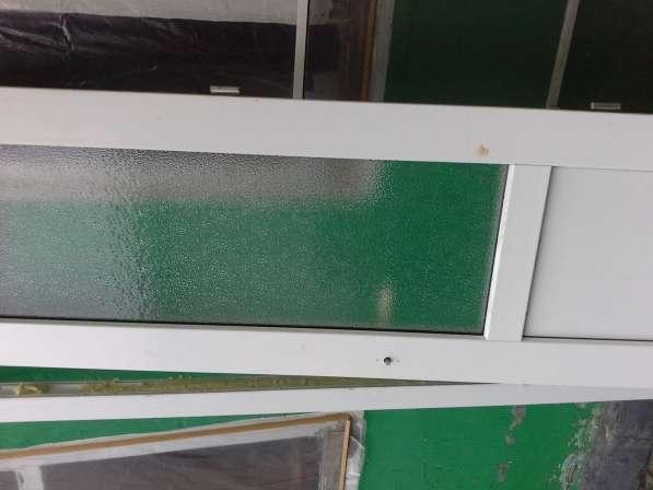 Дверь 2х створчатая