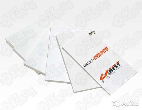 Вспененный ПВХ-пластик Unext-Strong 3 мм