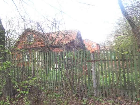 Продажа участка с частью дома