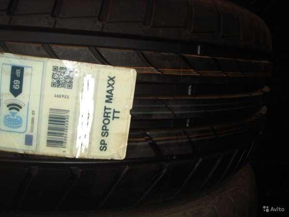 Новые японские Dunlop 255/45ZR18 макс тт