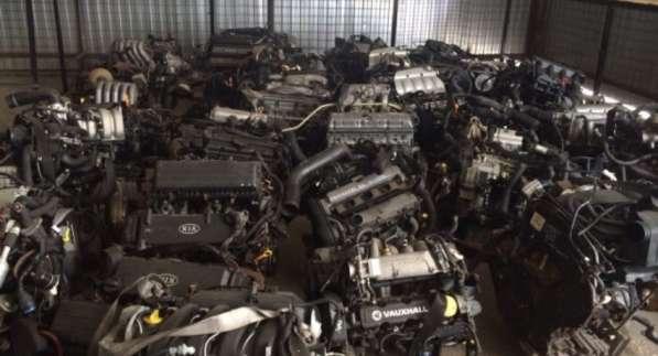АКПП, мкпп, двигателя (Корея)