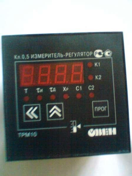 Продам Измеритель-регулятор трм10 овен