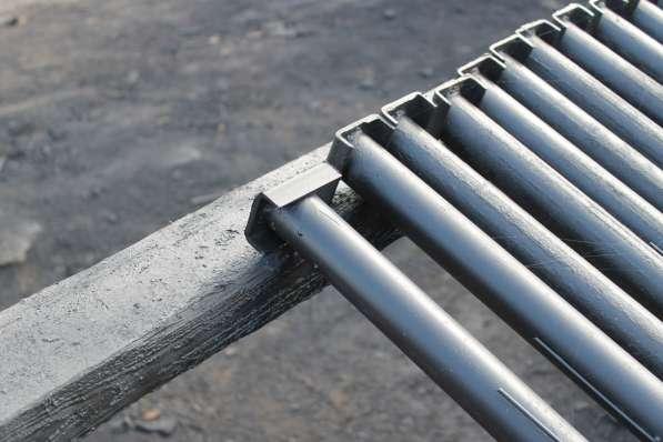 Металлические столбы для заборов.Доставка бесплатно.