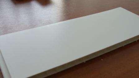 Панель ПВХ 10*250*6000, белая