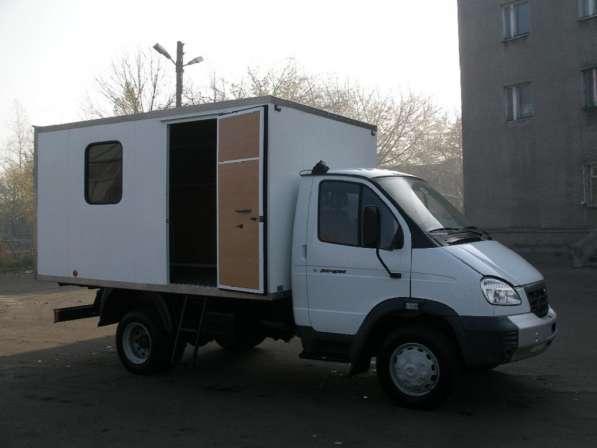 Продажа автомастерской на базе газели в Ярославле фото 3