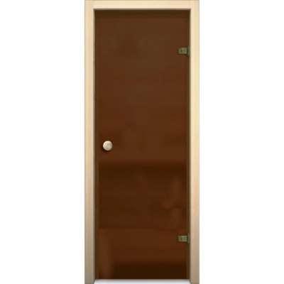Двери для сауны и бани Кноб Е