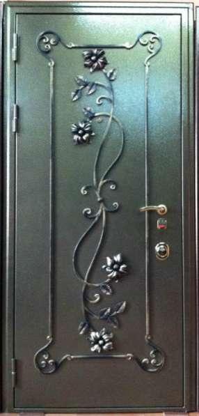 Изготовление железных дверей, решеток